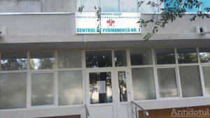 Inaugurare centru permanență Galați
