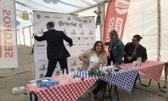 VIDEO! Stafia lu Martens le-a dat cu panoul în cap organizatorilor de la Oktoberfest. La propriu!