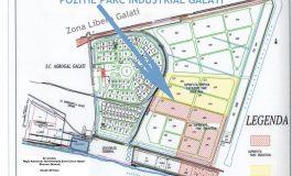 Contractul în urma căruia firma fantomă VVK a închiriat tot Parcul Industrial e de negăsit. Primăria Galați se jură că nu a ajuns la ea