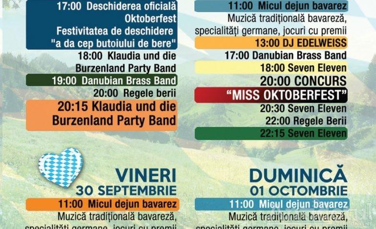 """Pentru că e Oktoberfest, Pucheanu a și purces """"în căutarea timpului pierdut"""". Hîc!"""