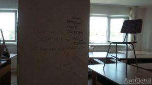 Studenții gălățeni sunt artiști