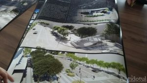 Centrul oraşului, în viziunea arhitecţilor
