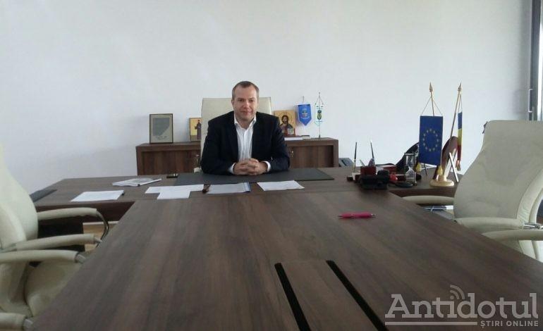 Primarul orașului Galați, Ionuț Pucheanu, s-a mutat la garsonieră