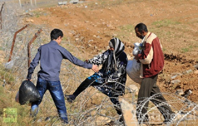 Gălățenii au lipici la sirieni și irakieni