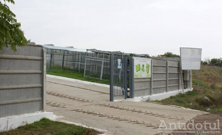 Ecosal dispune de două puncte verzi în Galați