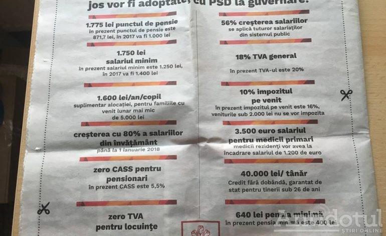 Hai să bifăm împreună marile realizări ale PSD în 2017