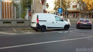 Parcare strada Tecuci