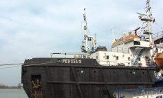 Spărgătorul Perseus o să rămînă în pupa goală: la licitația pentru modernizarea navei nu s-a prezentat nici o companie