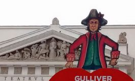 "Programul online al săptămânii la Teatrul ""Gulliver"""