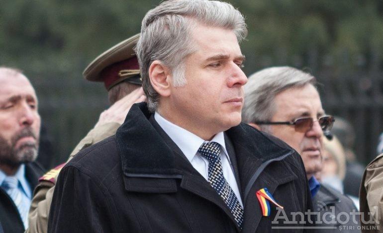Fostul prefect al județului Galați a primit opt ani de pușcărie