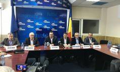Ponta a ținut o conferință de presă cu aspect de parastas durbacian