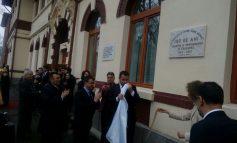 Decorații, plachete și vizite importante de ziua Colegiului Național Vasile Alecsandri