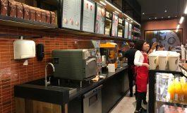 VIDEO: S-a deschis Starbucks la Shopping City. Primul, căci oficialii au promis că mai deschid unul