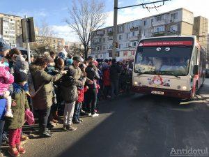 Autobuzul lui Moș Crăciun
