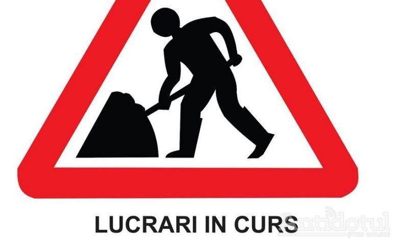 Anunt public: Lucrari de intretinere si reparatii stradale 22.10.2018- 26.10.2018