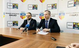 """Video: Uitați ce eforturi face primarul Pucheanu pentru a face orașul cît mai """"atractibil"""""""