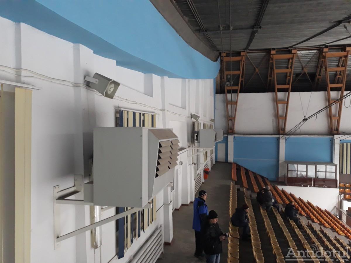 patinoar climatizare