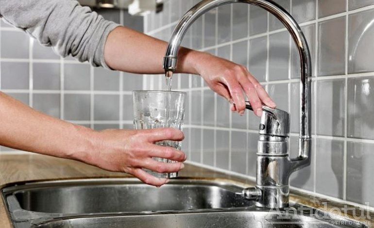 Primăria Galați recunoaște: apa de la robinet pune în pericol sănătatea consumatorilor!