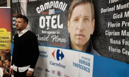 """Toată """"Florea"""" cea vestită a fotbalului românesc vine sâmbătă la Galaţi"""