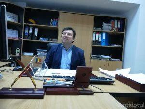 Daniel Stadoleanu, director Direcţia de Fiscalitate