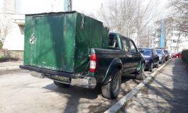 Brăileanul, tot brăilean: şi-a luat maşină de teren scumpă şi a împodobit-o româneşte