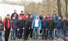 TSD Galați scoate de la naftalină o poză cu ecologistul Ionuț Pucheanu