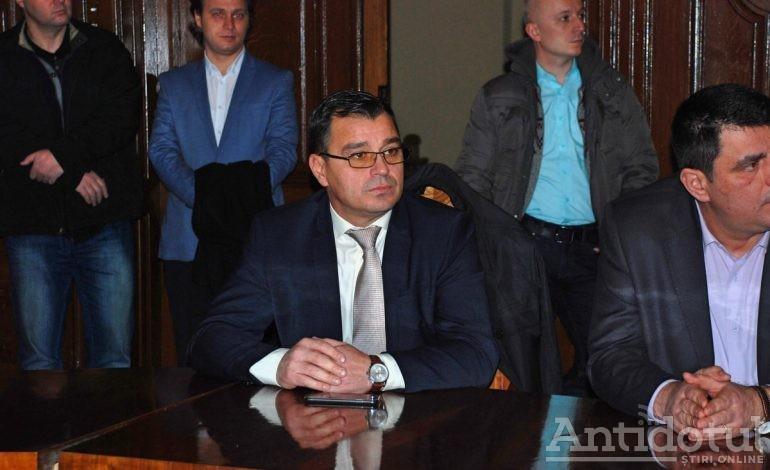 Și uite așa, Nicolae Marin a sărit din bucătăria lui Dan Diaconescu direct în comisia de control a SRI