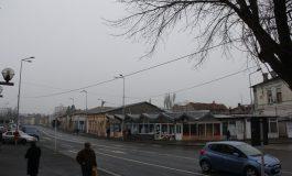 Primarul Ionuț Pucheanu s-a agățat de cablurile aeriene de pe strada Traian