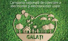 În 2018, campania ECOTIC Orașe Curate ia startul la Galați