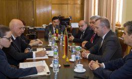 Ambasadorul Germaniei în România s-a întâlnit cu un grup de gălățeni