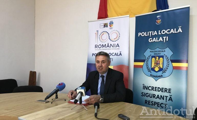 Scaunele din noile troleibuze și geamurile de la noile refugii din stații vor fi protejate de polițiștii de la intervenție rapidă