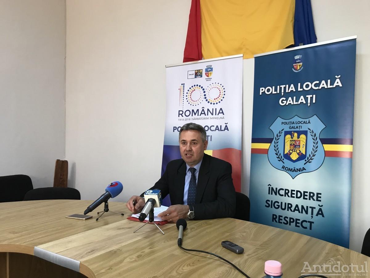 Poliția Locală - Petrică Hahui