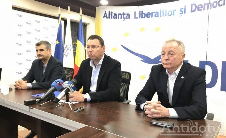 ALDE Cristi Dima a rămas cu gîndul la ciorba care i-ar fi adus multe voturi lui Pucheanu