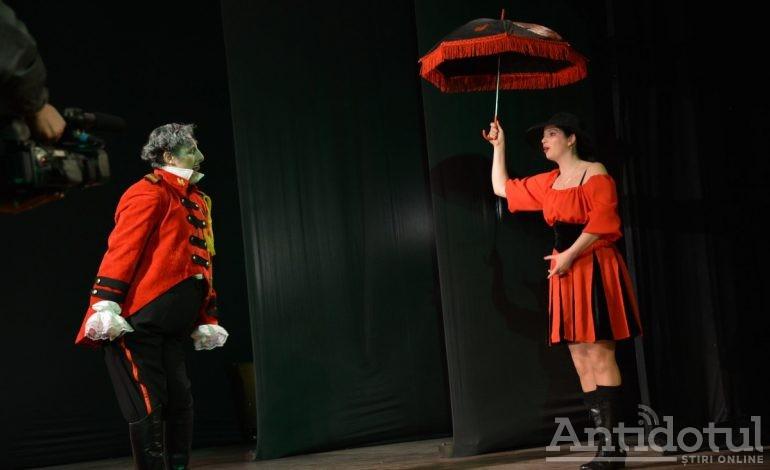 Timp liber: în acest uichend, patru spectacole la Teatrul Dramatic