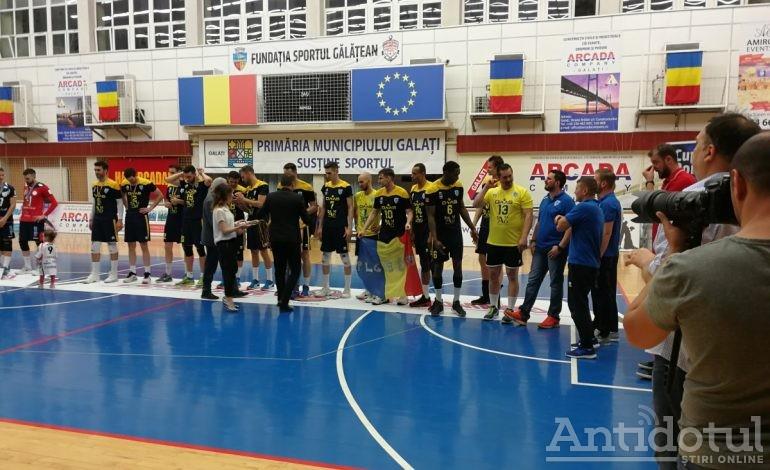 Înfrângere dureroasă pe teren propriu. Arcada, vicecampioană şi în Cupa României