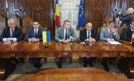 Venit, dar nici văzut, nici cumpărat. Ambasadorul Ucrainei NU s-a întâlnit cu nimeni din combinat!