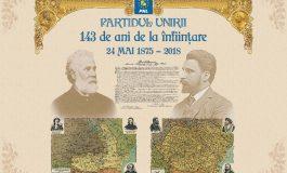 143 de ani de la înființarea PNL! Deci, la mulți ani liberalilor! Liberalilor Ion C. Brătianu, Mihail Kogălniceanu, C. A. Rosetti şi alţii ca ei