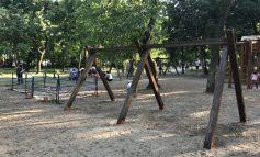 Îi spune cineva lui Pucheanu că locul de joacă din Grădina Publică arată în continuare ce valoare au promisiunile lui?