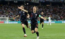 """Croaţii exultă după corecţia aplicată Argentinei. """"Am făcut un meci minunat! Am învins echipa la care evoluează cel mai bun jucător din lume"""""""