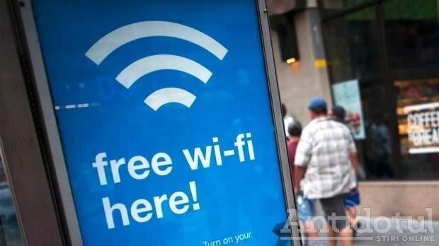 Internetul gratis în zonele publice ajunge foarte greu la Galați și la Brăila