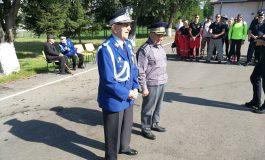 Jandarmii gălăţeni au premiat veteranii de război, în anul Centenarului