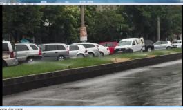 Un articol nerecomandat postacilor Primăriei Galați: Municipalitatea vrea să achiziționeze un sistem de irigații care se oprește când plouă
