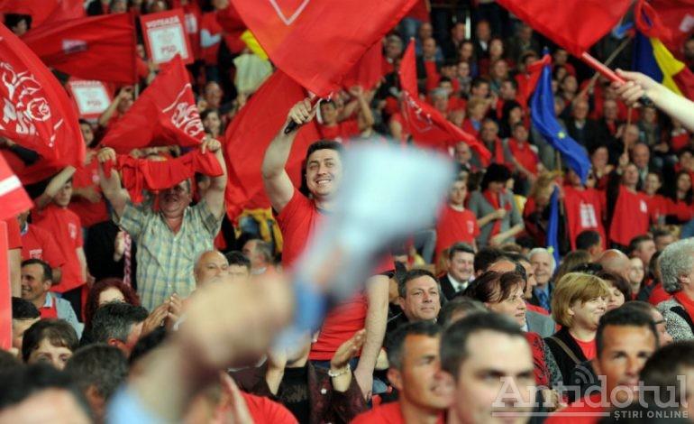 Sute de gălăţeni vor fi duşi cu forţa la mitingul PSD, potrivit site-ului mitingcujapca.ro