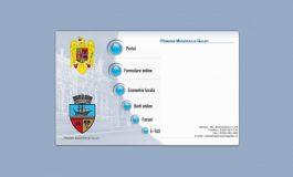 Pucheanu habar nu știe când va fi gata site-ul Primăriei Galați