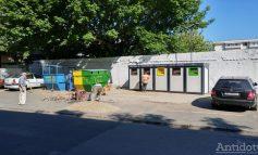 Zoaie cu senzori: Primăria Galați a instalat primele tomberoane moderne pentru colectarea selectivă a gunoaielor
