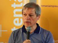 """Sunt ultimele răbufniri ale acestor oameni"". Dacian Cioloş, în vizită de lucru la Galaţi"