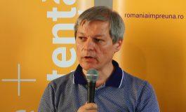 """""""Sunt ultimele răbufniri ale acestor oameni"""". Dacian Cioloş, în vizită de lucru la Galaţi"""