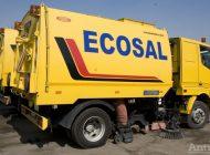 VIDEO / Au lucrat cu materialul clientului. În curtea Ecosal sunt mai multe lucrări realizate din materiale reciclabile
