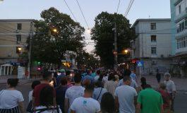 VIDEO/Nu mai este Breaking news: gălățenii au protestat în stradă
