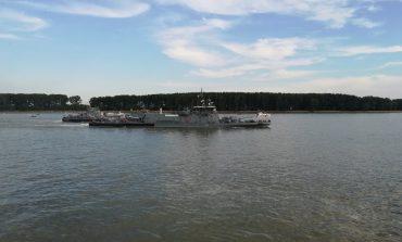 GALERIE FOTO/ De Ziua Marinei, gălățenii și brăilenii au avut deja-vu